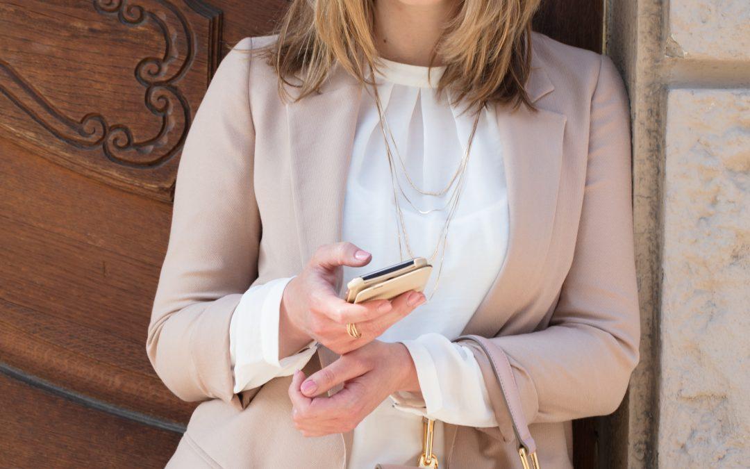 Die neue Generation Businessfrauen