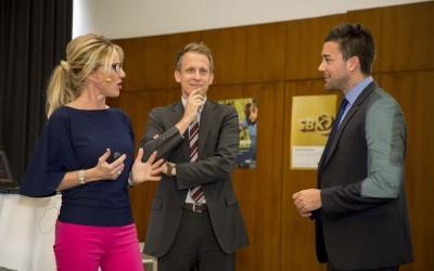Vortrag bei der Siemens-Betriebskrankenkasse in Berlin