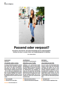 Dress to impress-Handelsblatt Karriere