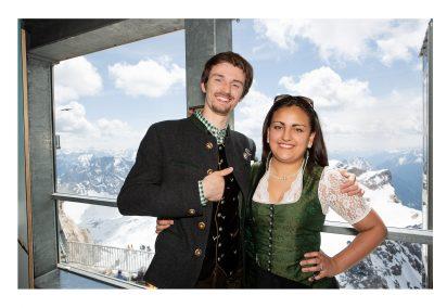 Werner und Alexander die Alpinschlawiner