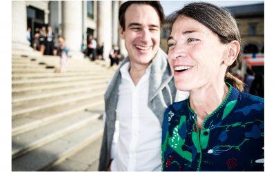 Julia und Rainer die Telepathen