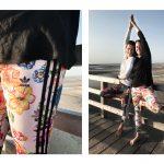 Angelika und Melanie die Yoga Mädels.
